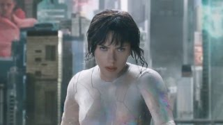 Ghost In The Shell - Water Fight | official FIRST LOOK clip (2017) Scarlett Johansson