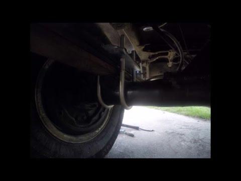 U-bolt flip kit install & bumpstops- pickup/4Runner