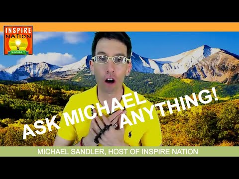 🌟 ASK MICHAEL ANYTHING   How to Create Your Sacred Life!