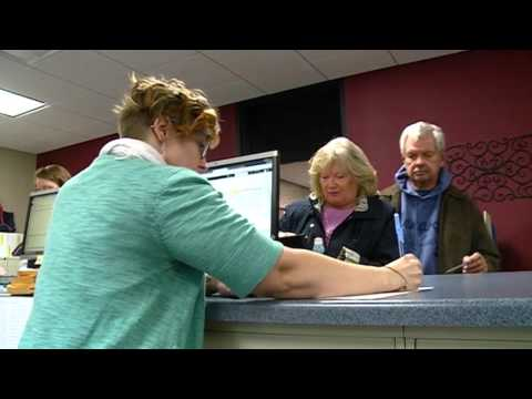 Absentee Voting Up Compared to 2012