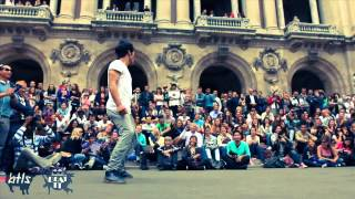 Break dance 2013 sur musique Chaabi
