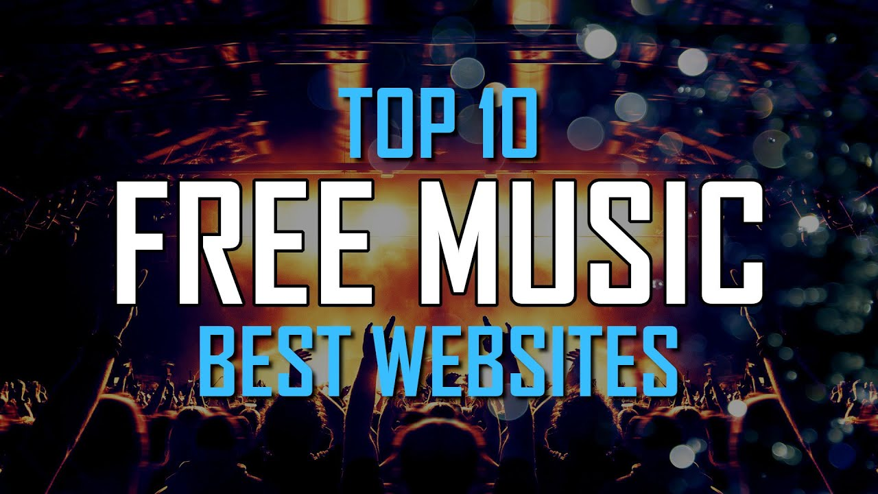 Top 10 Best FREE WEBSITES to Download Music Online! 2020