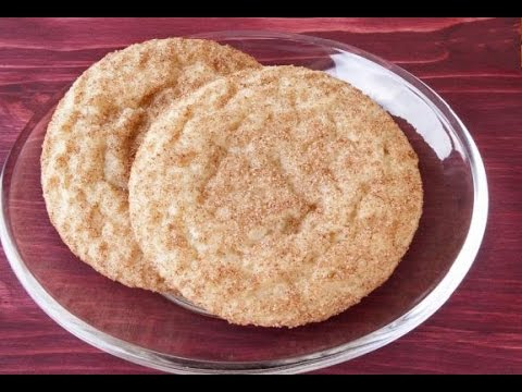 How to make snickerdoodle cookie recipe easy