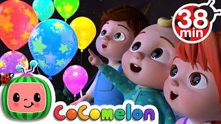 New Years Song + More Nursery Rhymes \u0026 Kids Songs - CoComelon