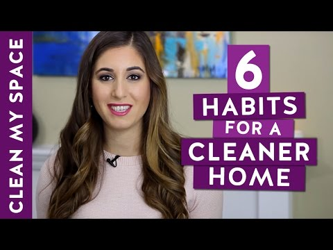 6 Simple Habits for a Cleaner Home That You Can Start Today!