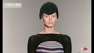 OHNE TITEL Fall 2012 2013 New York - Fashion Channel