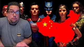 Justice League Opens Big in China and Finally Reaches $200 Million Domestically