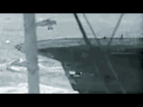 RN CARRIERS - Know Your Own Navy 1940 RAF Instruction Film