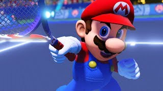 All 9 Characters Special Shots Mario Tennis Aces Online