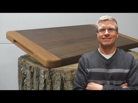 How to Make a Face Grain Cutting Board