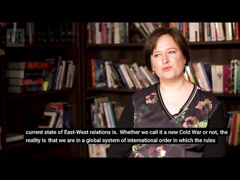 LSE Thinks   Oksana Antonenko - Are we in a new Cold War?