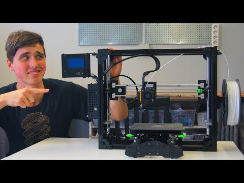 NOT the Best 3D Printer!!! - Tristarbot M1 Review