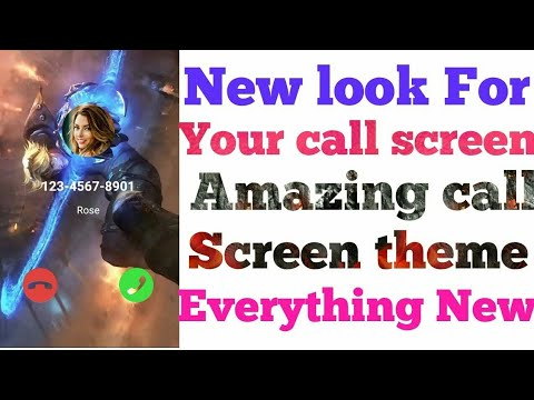 How to change your call theme any android phone without root for android _by technical maddy