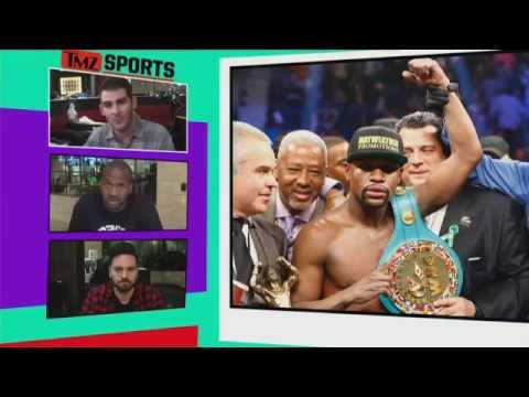 Floyd Mayweather On Trump, He's Not My Friend   TMZ Sports