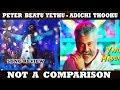 Peter Beatu Yethu Song Review Adichi Thooku Song Dreamworld Tamil mp3