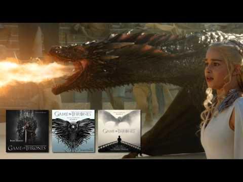Game Of Thrones Soundtrack: Dragons Theme (Season 5 Compilation)