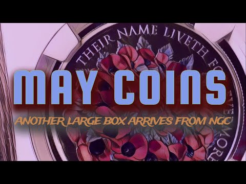 May Grading round 2 - massive delivery from NGC of TheSilverForum coin submissions