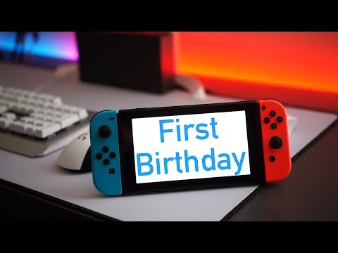 1 Year Later is the Switch FINALLY Worth It?