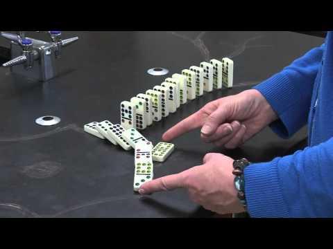 Domino Analogy in Neuron Module