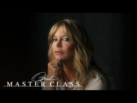 How Goldie Hawn Held On To Her Integrity Oprah S Master Class Oprah W