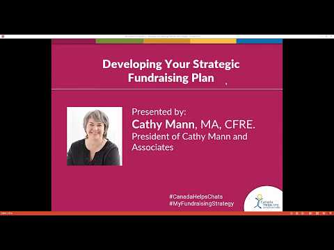 Developing your Strategic Fundraising Plan: From Start to Secret Ingredients