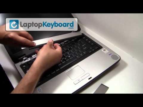 Toshiba Satellite Keyboard Installation Guide A100 Qosmio Tecra, Replacement A105 M40 M45