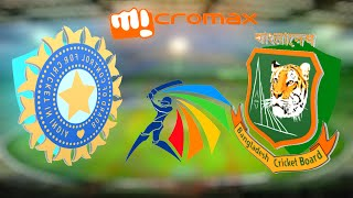 (GAMING SERIES) ASIA CUP 2016 GAME 8 - INDIA v BANGLADESH