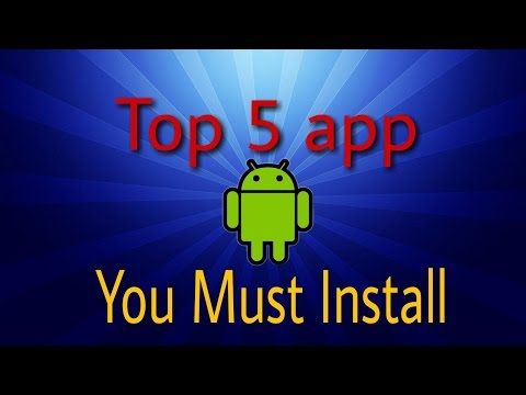 Top 5 Most important App || This app you Will be intall on your phone