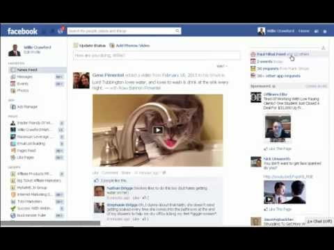 Facebook Tip - How To Use Facebook To Plan Ahead For Birthdays And Events