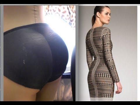 Get Bigger Butt Quick + Celeb Inspired Dress By Harvella