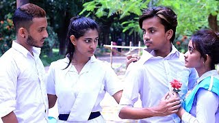 Dil Mein Ho Tum 🌹 School Love Story | Crazy Love Story | Hindi Song 2019