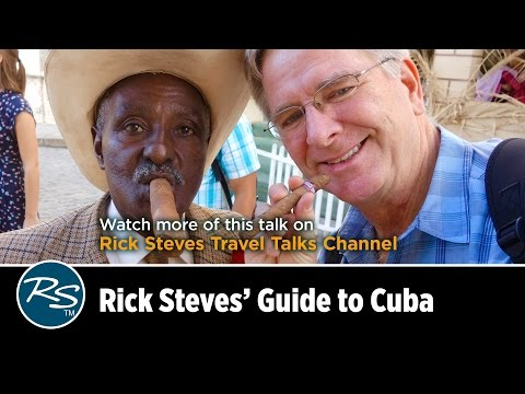 Rick Steves' Guide to Cuba: Getting There