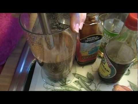 Sesame Ginger Salad Dressing: Noreen's Kitchen