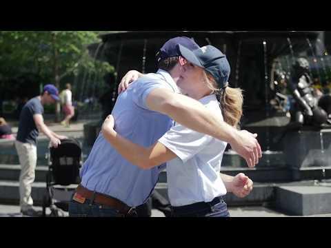Hug a Plumber Day | Roto-Rooter Plumbers Getting Lots of Hugs