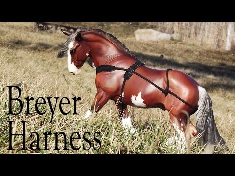 How To Make A Breyer Harness