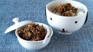 How To Make Furikake (homemade Japanese Rice Seasoning Recipe) | Ochikeron | Create Eat Happy :)