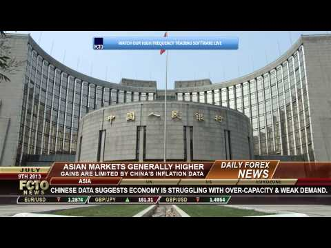 Daily Forex News July 9th 2013