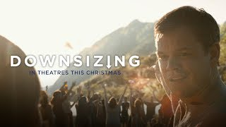 Downsizing (2017) - Official Trailer #2 - Paramount Pictures