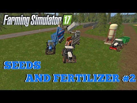 FS | 17 | Mods SEEDS AND FERTILIZER #2