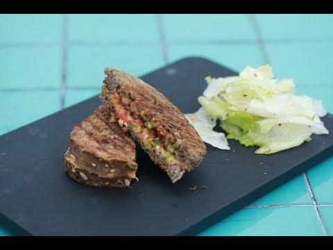 Tawa Toast Sandwich | Chef's Day Out | Chef Saurabh | Sanjeev Kapoor Khazana