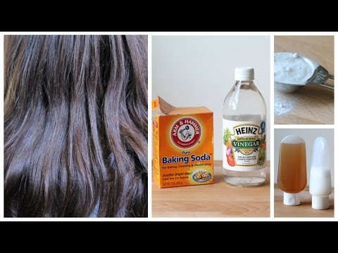 How to Wash Your Hair Without Shampoo (NoPoo Method)