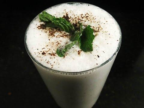 Namkeen Lassi Recipe | Salted Lassi (Indian Yoghurt Drink) (नमकीन लस्सी) by Kiran's Recipe