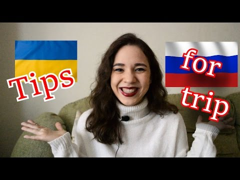Important advice for trip to Eastern Europe (Russia,Ukraine,Belorus)
