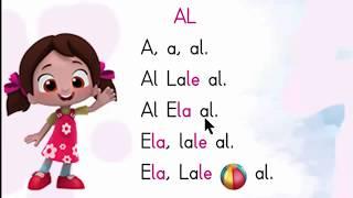 Download 1.sınıf okuma yazma öğreniyorum Düz yazı E L A seleri sesli okuma çalışmaları Video