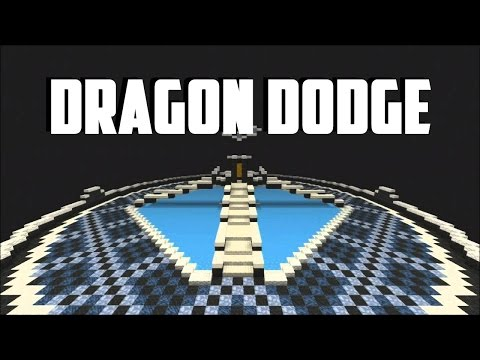 Minecraft PS4 PS3 Dragon Dodge Map Teaser