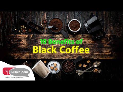 ब्लैक कॉफी के 10 फायदे-Hindi Healthy Tips