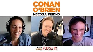 Conan & Sona Give Matt Gourley Parenting Advice   Conan O'Brien Needs a Friend