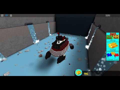Mecha Turtle Ship! | Roblox Build A Boat For Treasure