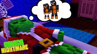 Minecraft DREAMCATCHER - HOW TO PORTAL TO THE GRINCH