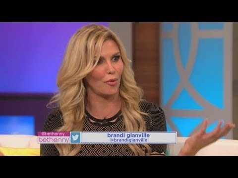 French Kiss: Brandi Glanville Makes Out with a Stranger